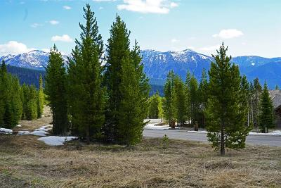 Big Sky MT Residential Lots & Land For Sale: $795,000