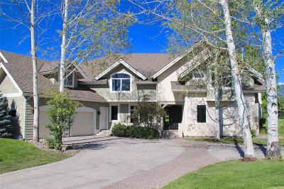 Bozeman Single Family Home For Sale: 14 Park Plaza Road