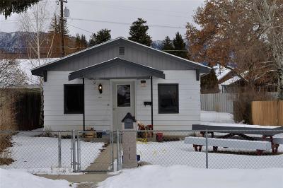 Butte Single Family Home For Sale: 2108 Utah