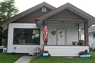 Butte MT Single Family Home For Sale: $156,500