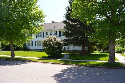 Dillon Multi Family Home For Sale: 830 S Washington Street