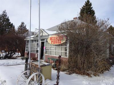 Dillon Single Family Home For Sale: 505 S Atlantic Street S