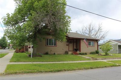 Butte Single Family Home For Sale: 1901 C