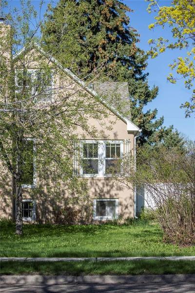 Bozeman Single Family Home For Sale: 221 S 9th Avenue