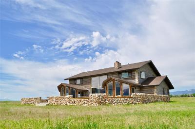 Livingston Single Family Home For Sale: 3838 Hwy 89 S.