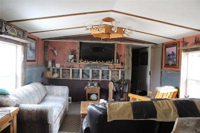 Whitehall Single Family Home For Sale: 38 Edwards Addition Road
