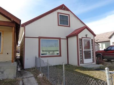 Anaconda Single Family Home For Sale: 504 Spruce Street