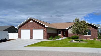 Dillon Single Family Home For Sale: 122 Ranch
