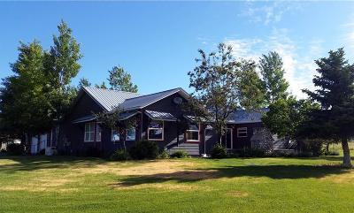 Sheridan Single Family Home For Sale: 35 Tilton Trail