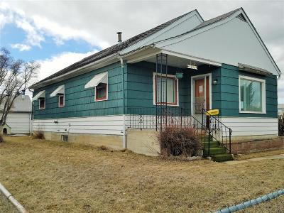 Butte Single Family Home For Sale: 1836 C Street