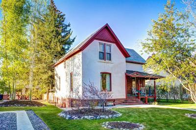 Bozeman Single Family Home For Sale: 907 W Koch Street
