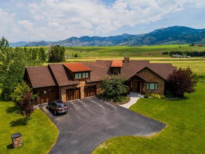 Bozeman Single Family Home For Sale: 102 Jeana Lei Court