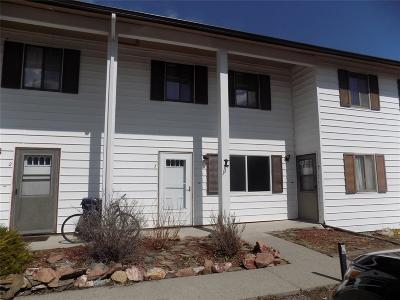Bozeman Condo/Townhouse For Sale: 1902 S Black Avenue