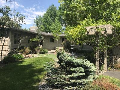 Bozeman Single Family Home For Sale: 51 Hitching Post Road