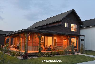 Bozeman Single Family Home For Sale: Tbd Ferguson Avenue