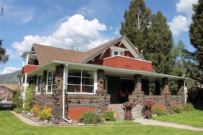 Butte Single Family Home For Sale: 3031 Burlington Avenue