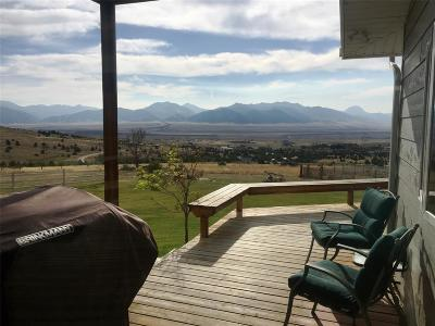 Ennis Single Family Home For Sale: 50 Old Vc Highway