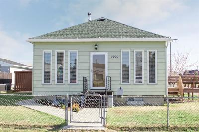 Butte Single Family Home For Sale: 1900 Sampson