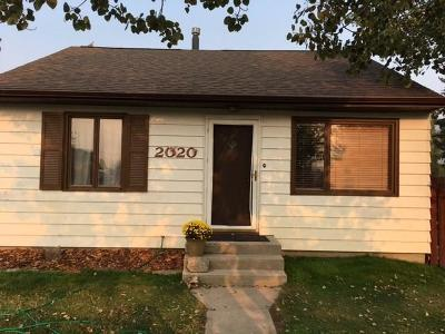Single Family Home Sold: 2020 Monroe