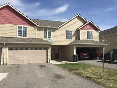 Single Family Home For Sale: 87, 89 E Magnolia