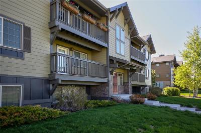 Bozeman Condo/Townhouse For Sale: 4689 Bembrick Street #1A