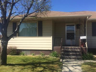 Butte MT Single Family Home For Sale: $185,000