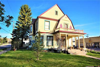 Dillon Single Family Home For Sale: 235 S Idaho Street