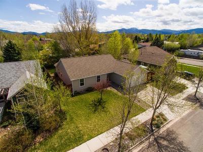 Bozeman Single Family Home For Sale: 406 Sanders Avenue