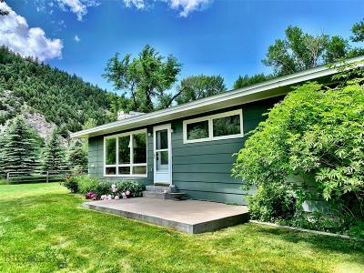 Livingston Single Family Home For Sale: 5094 U.s. Highway 89 South Highway S