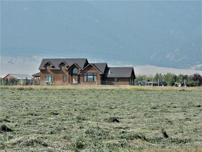 Sheridan Single Family Home For Sale: 75 Patrick