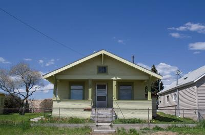 Butte Single Family Home For Sale: 2217 Walnut Street