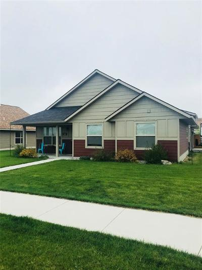 Butte, Whitehall, Ramsay, Divide, Helena, Melrose, Wise River, Belgrade, Manhattan, Livingston, Bozeman, Big Sky Single Family Home For Sale: 854 Ferguson
