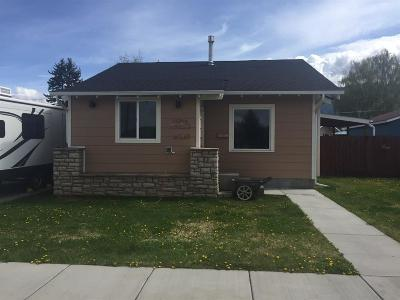Butte MT Single Family Home For Sale: $138,000