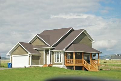 Three Forks Single Family Home For Sale: 4 Zone Trail