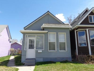Anaconda Single Family Home For Sale: 507 Locust