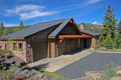 Big Sky MT Single Family Home For Sale: $1,985,000