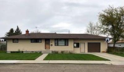 Dillon Single Family Home For Sale: 421 S Nelson Street