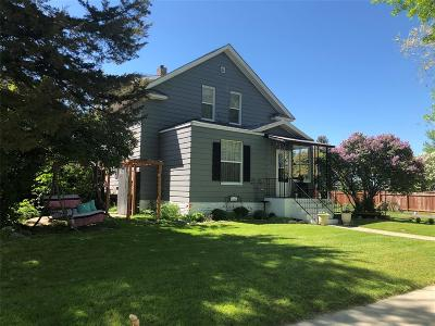 Three Forks Single Family Home For Sale: 214 4th E