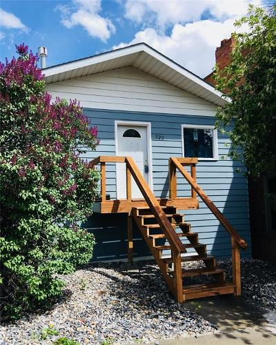Butte Single Family Home For Sale: 720 S Montana Street S