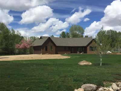 Sheridan Single Family Home For Sale: 4 Duncan District