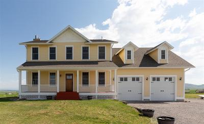 Three Forks Single Family Home For Sale: 146 Wheatland Meadows Drive