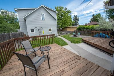 Bozeman Single Family Home Pending: 410 N Grand Avenue