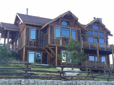 Big Sky Single Family Home For Sale: 12 Upper Cascade Ridge Road
