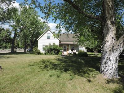 Sheridan Single Family Home For Sale: 101 Jefferson Street