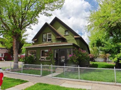 Anaconda Single Family Home For Sale: 520 Spruce