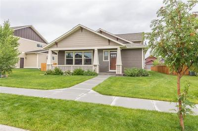 Bozeman Single Family Home For Sale: 3435 S 27th Avenue