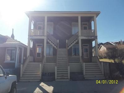 Butte MT Multi Family Home For Sale: $225,000