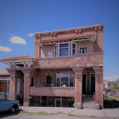 Butte MT Multi Family Home For Sale: $200,000