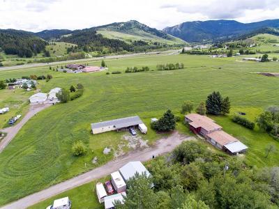 Bozeman Single Family Home For Sale: 823 Canyon View Road