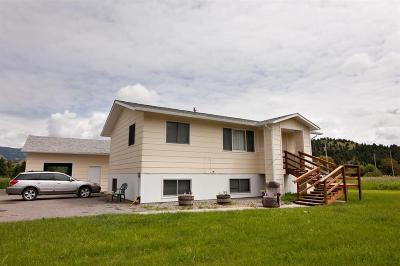 Bozeman Single Family Home For Sale: 822 Canyon View Road
